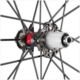 """Fulcrum Racing Zero Racefiets Wielset 28"""" HG 8-11-speed Disc CL Clincher TL, zwart"""